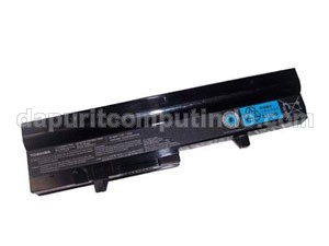 Baterai OEM TOSHIBA Netbook NB300 6 Cell Black/Silver